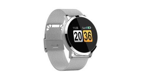 Bakeey Q8 Plus - Bakeey Q8 Plus Smart Watch Banggood Coupon Promo Code