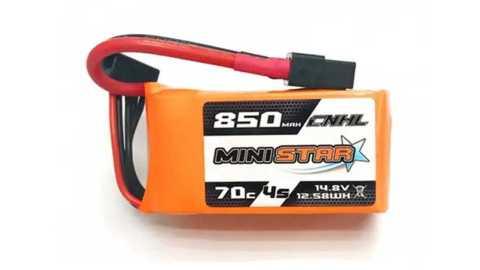 cnhl ministar 850mah 14.8v 4s 70c lipo battery