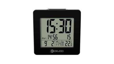 digoo dg-c2 thermometer alarm clock 2