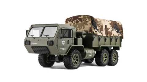 fayee fy004a 1/16 6wd rc miltary truck