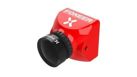 Foxeer Micro Predator 4 - Foxeer Micro Predator 4 Full Cased FPV Camera Banggood Coupon Promo Code [M12 Lens]