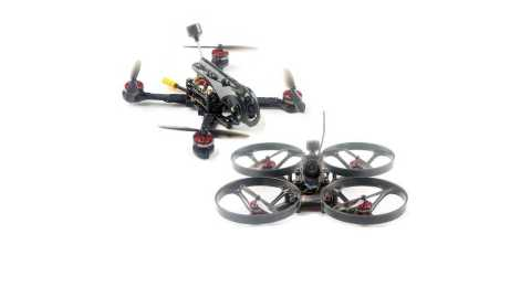 Happymodel Larva X HD FPV Drone - Happymodel Larva X HD FPV Drone Banggood Coupon Promo Code