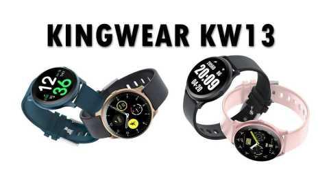 KINGWEAR KW13 - KINGWEAR KW13 Smart Watch Phone Banggood Coupon Promo Code