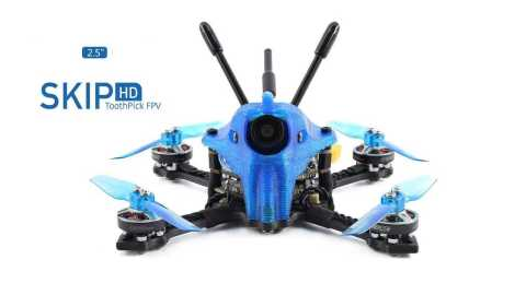 geprc skip hd 105mm 2.5inch toothpick rc drone