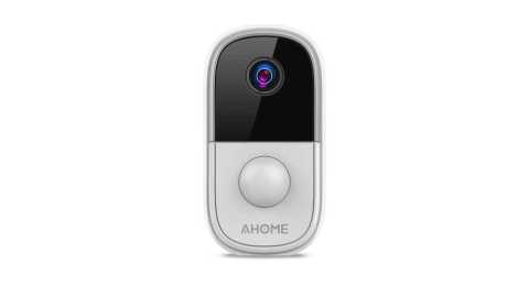 AHOME C1 IP camera - AHOME C1 Wireless Rechargeable IP Camera Amazon Coupon Promo Code