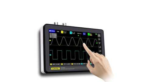 DANIU ADS1013D - DANIU ADS1013D 2 Channels Oscilloscope Banggood Coupon Promo Code