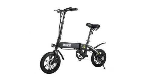 DOHIKER Folding E bike - DOHIKER KSP14 Folding E-bike Gearbest Coupon Promo Code [Poland Warehouse]