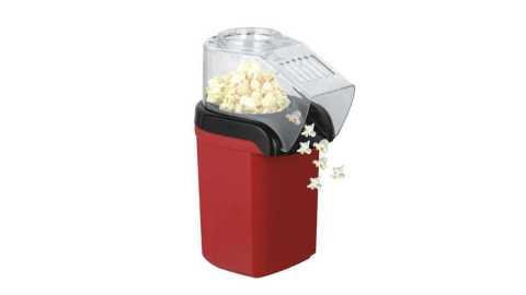 hot air oil-free popcorn maker