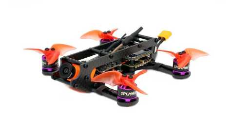 SPC Maker K2 - SPC Maker K2 110mm FPV Racing RC Drone Banggood Coupon Promo Code