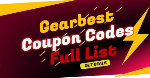 gearbest coupons full list march 9 - Gearbest Coupon Promo Codes [Full List] [2020]