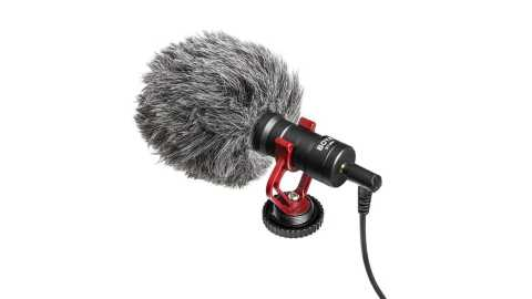 BOYA BY MM1 - BOYA BY-MM1 Video Record Microphone Banggood Coupon Promo Code