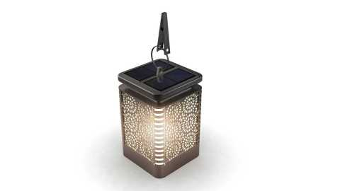 digoo dg-lf6002 solar flickering flame lamp