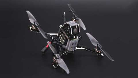 flywoo xbot3/xbot3-hd 4s fpv racing rc drone