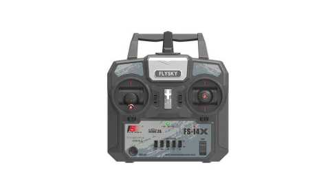 flysky fs-i4x 4ch afhds rc transmitter with fs-a6 receiver