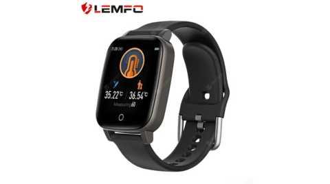 lemfo t1 smart bracelet