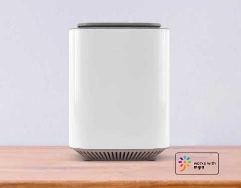 xiaomi petoneer smart air purifier