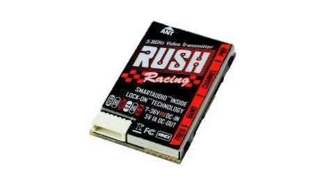 RUSH Tank Racing VTX - RUSH Tank Racing VTX 5.8G Smart Audio Video Transmitter Banggood Coupon Promo Code