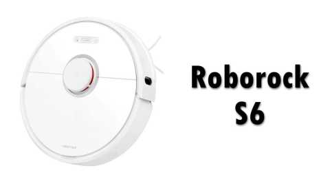 Roborock S6 - Roborock S6 Robot Vacuum Amazon Coupon Promo Code