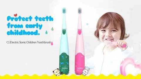 Rooman C1 - Rooman C1 Electric Sonic Children Toothbrush Gearbest Coupon Promo Code