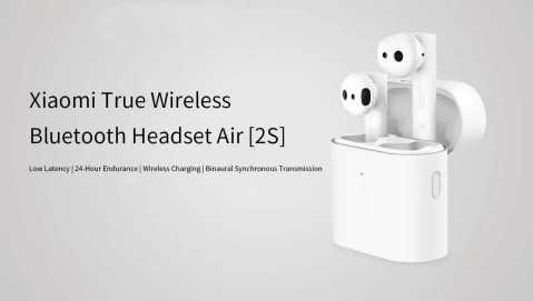 Xiaomi Airdots Pro 2S - Xiaomi Airdots Pro 2S Mi True Wireless Earphone Banggood Coupon Promo Code [Spain Warehouse]