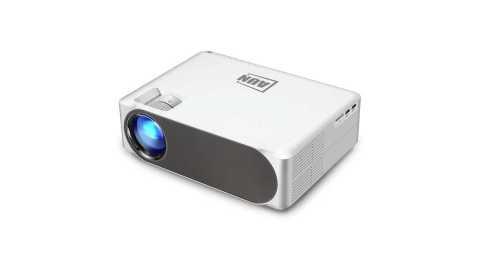 AUN AKEY6 Projector - AUN AKEY6 LED Projector Banggood Coupon Promo Code