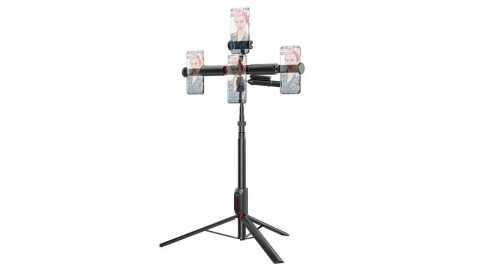 BlitzWolf BW BS11 - BlitzWolf BW-BS11 All In One Selfie Stick Tripod Banggood Coupon Promo Code [USA Warehouse]