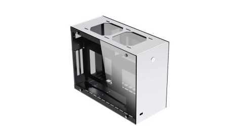 CEMO A4 - CEMO A4 Aluminum Alloy Tempered Glass ITX PC Case Banggood Coupon Promo Code [Czech warehouse]