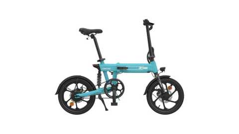HIMO Z16 - Xiaomi Himo Z16 Electric Bicycle Gearbest Coupon Promo Code [Poland Warehouse]