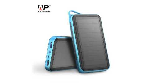 ALLPOWERS Solar Power Bank - ALLPOWERS Solar Power Bank 15000mAh Gearbest Coupon Promo Code