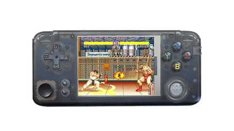 ANBERNIC RS 97 - ANBERNIC RS-97 Retro Handheld Game Console Banggood Coupon Promo Code [3000 Games]