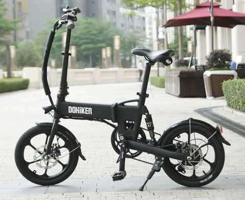 Dohiker KRE16 1 - Dohiker KRE16 Folding Electric Bike Gearbest Coupon Promo Code [Poland Warehouse]