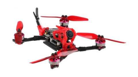 GEELANG Lightning 120X - GEELANG Lightning 120X 2-4S FPV Racing Drone Banggood Coupon Promo Code