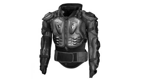 GHOST RACING Motorcycle Jacket - GHOST RACING Motorcycle Jacket Men Full Body Armor Banggood Coupon Promo Code