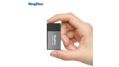 KingDian External SSD120gb - KingDian External SSD Gearbest Coupon Promo Code [120GB]