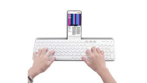 MIIIW 104Keys keyborad - Xiaomi MIIIW 104Keys Dual Membrane Keyboard Banggood Coupon Promo Code [White]