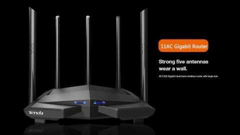 Tenda AC11 - Tenda AC11 1200Mbps Wireless WiFi Router Gearbest Coupon Promo Code