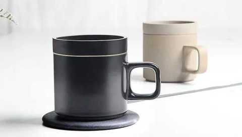 XIAOMI VH Wireless Charging Cup - Xiaomi VH Wireless Charging Thermos Cup Banggood Coupon Promo Code