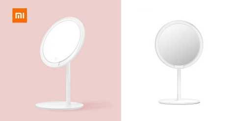 Xiaomi Mijia LED Make up Mirror 1 - Xiaomi Mijia LED Make-up Mirror Banggood Coupon Promo Code