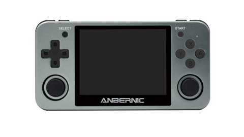 "ANBERNIC RG350M - ANBERNIC RG350M 3.5"" Retro Video Game Console Banggood Coupon Code [Czech Warehouse]"