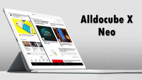 Alldocube X Neo keyboard - Alldocube X Neo 4G LTE Tablet Banggood Coupon Promo Code [With Keyboard] [USA Warehouse]