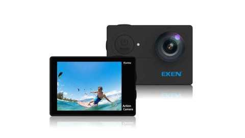 EKEN H9s - EKEN H9s Ultra 4K WiFi Sport Action Camera Banggood Coupon Promo Code