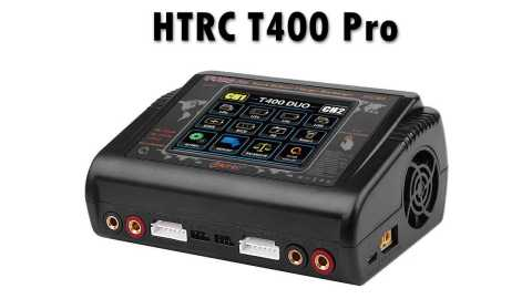 HTRC T400 Pro - HTRC T400 Pro Battery Charger Banggood Coupon Promo Code