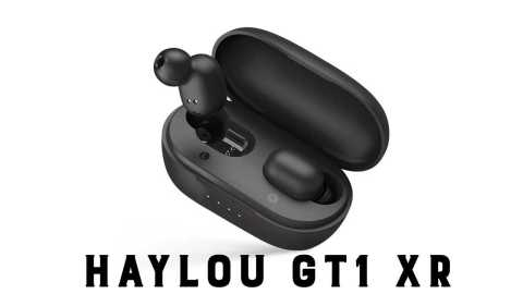 Haylou GT1 XR - Haylou GT1 XR TWS Wireless Earbuds Banggood Coupon Promo Code [USA Warehouse]