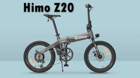 Himo Z20 - Himo Z20 Foldable Electric Bike Geekbuying Coupon Promo Code [Poland Warehouse]