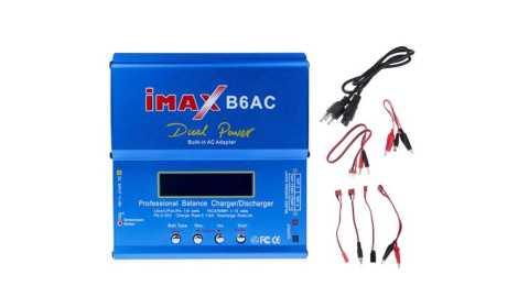 IMAX B6AC - IMAX B6AC 80W 6A Updated Balance Charger Banggood Coupon Promo Code