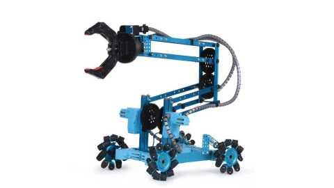 JJRC K3 - JJRC K3 Omni Wheel Robot Arm Stick Control RC Robot Banggood Coupon Promo Code