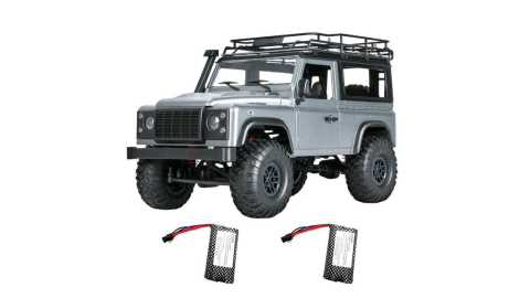 MN 99s two batteires - MN 99s 1/12 RC Land Rover Model Banggood Coupon Promo Code [Two Batteries]