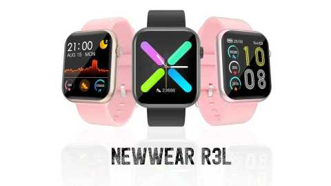 Newwear R3L - Newwear R3L Smart Watch Banggood Coupon Promo Code