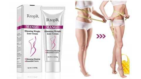 RtopR Mango Slimming Weight Lose Cream - RtopR Mango Slimming Weight Lose Cream Amazon Coupon Promo Code