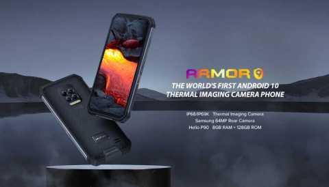 Ulefone Armor 9 - Ulefone Armor 9 Banggood Coupon Promo Code [8+128GB] [Russia Warehouse]